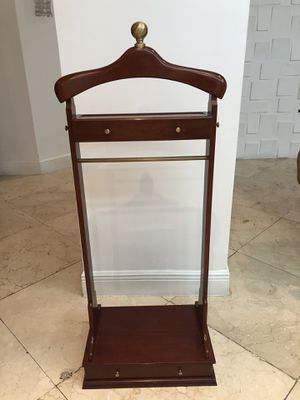 Men's Valet Stand for Sale in Miami, FL