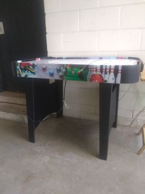 Air hockey table - works! for Sale in Ocala, FL