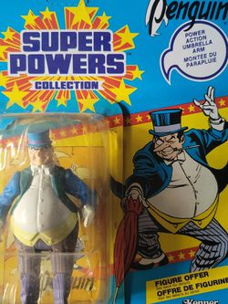 Super Powers, Penguin Action Figure for Sale in Puyallup,  WA