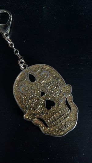 Sugar skull Key chain✨ for Sale in Orange, CA