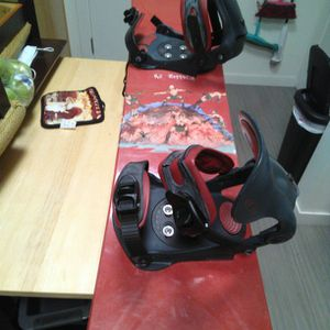 Snow Board /With Bag for Sale in San Jose, CA