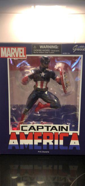 Captain America Figurine for Sale in Austin, TX