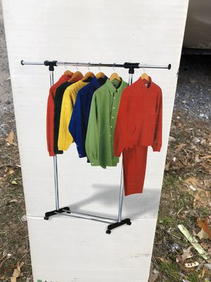 NEW EXTENDABLE GARMENT RACK for Sale in Columbia, MD