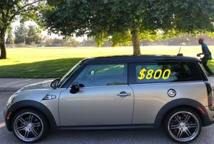 Price$8OO For Sale Urgent!2009 MINI Cooper Clubman S,Clean title,Works and drives excellently for Sale in St. Louis, MO