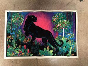 Velvet black light poster for Sale in San Diego, CA