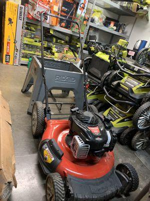 TROY BILT LAWN MOWER WORK EXCELLENT JUST NEEDS BAG for Sale in La Verne, CA