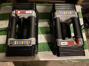 Powerblock elite dumbbells for Sale in Cleveland, OH