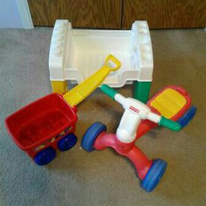 3 Toddler Toys (Group #2) for Sale in Austin, TX