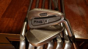Ping S58 Irons, 3-PW, Stiff for Sale in Corona, CA