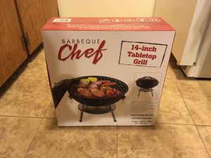 Table Top Barbecue Grill *NEW for Sale in San Diego, CA