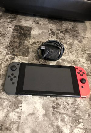 Nintendo Switch w. Charger $150 obo for Sale in Providence, RI