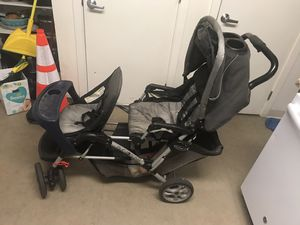 GRACO DOUBLE STROLLER for Sale in Philadelphia, PA