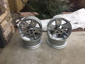 Ford F-150 17x7.5 aluminum rims like new for Sale in Redmond, OR