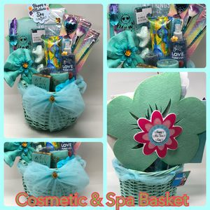 Mother's Day Cosmetics & Spa Basket for Sale in Baltimore, MD