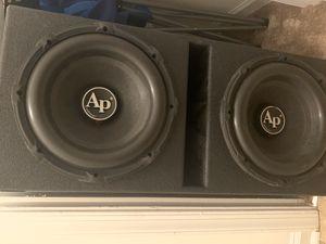 Audiopipe 12s 3600 Watts for Sale in Virginia Beach, VA