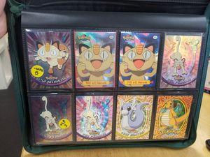 POKEMON CARDS TOPPS HOLOS for Sale in Mountlake Terrace, WA