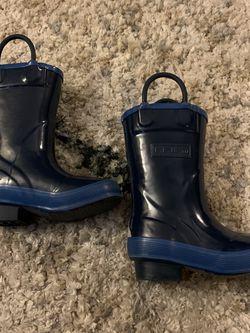 L.l. Bean Toddler Rain Boots for Sale in Peoria,  AZ