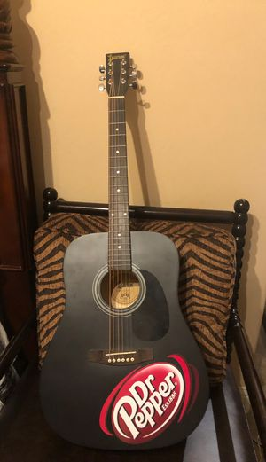 Dr. Pepper acoustic guitar for Sale in Bakersfield, CA