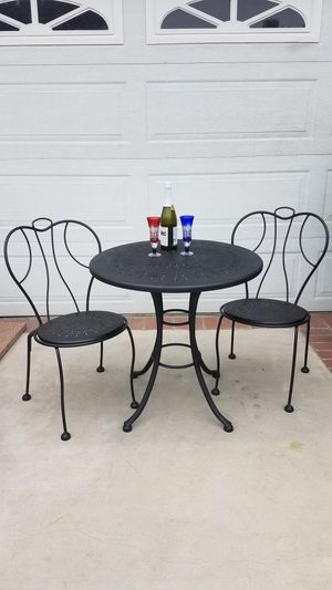 Bistro / Patio Table and Chairs Set for Sale in Whittier, CA