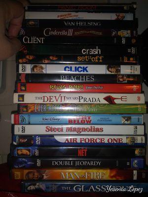 DVD movies / used for Sale in Pico Rivera, CA