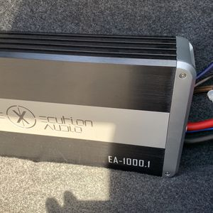 Execution Audio 1000.1 for Sale in Stockton, CA