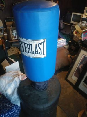Everlast punching bag for Sale in La Mirada, CA