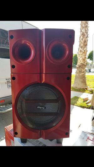 rider 8 in speaker for Sale in Norwalk, CA