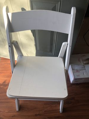 chairs for wedding or party for Sale in La Porte, TX