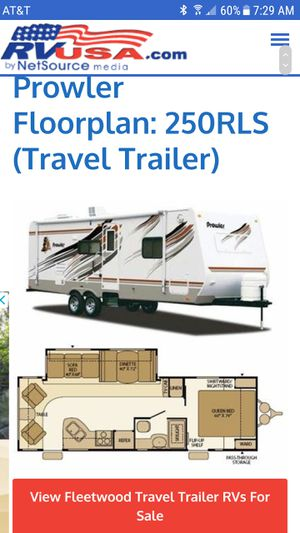 2008 Prowler 29' RV for Sale in Portland, OR