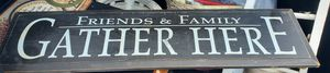 Primative sign friends gather here for Sale in Grottoes, VA