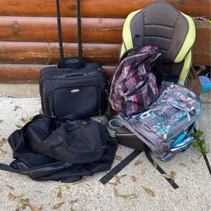 Backpacks And Luggage for Sale in Houston, TX