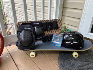 Brand new skateboard set. Never used. for Sale in Charlottesville, VA