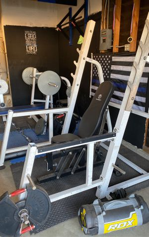 Gym equipment for Sale in Bloomington, CA