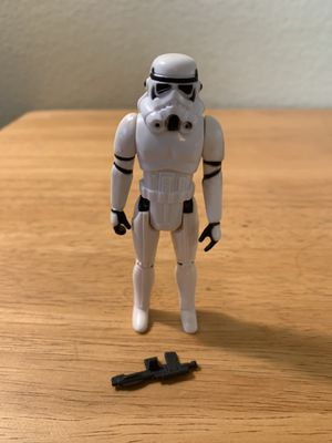 Star Wars Vintage Kenner Storm Trooper for Sale in Poway, CA