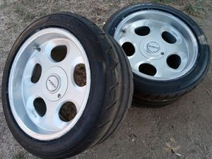 AZEV Type B 2 wheels & tires for Sale in Torrance, CA
