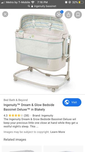 Bassinet bundle for Sale in Bakersfield, CA