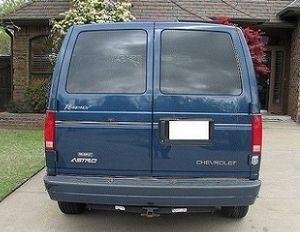 Great Mini-Van for sale 2003 Chevrolet Astro Lx - gew3y345y for Sale in Washington, DC
