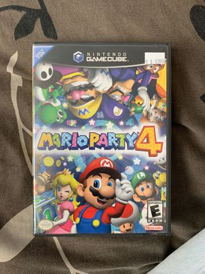 Mario party 4 for Sale in Denver, CO