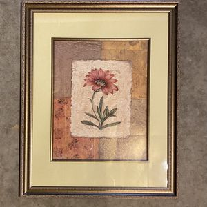 Single Flower Framed Picture for Sale in Enola, PA
