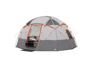 Ozark trail 12-person base camp tent with light for Sale in Rexburg, ID