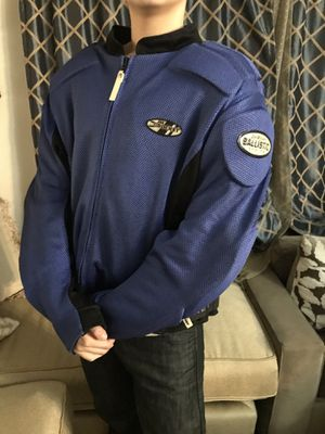 motorcycle jacket for Sale in Falls Church, VA