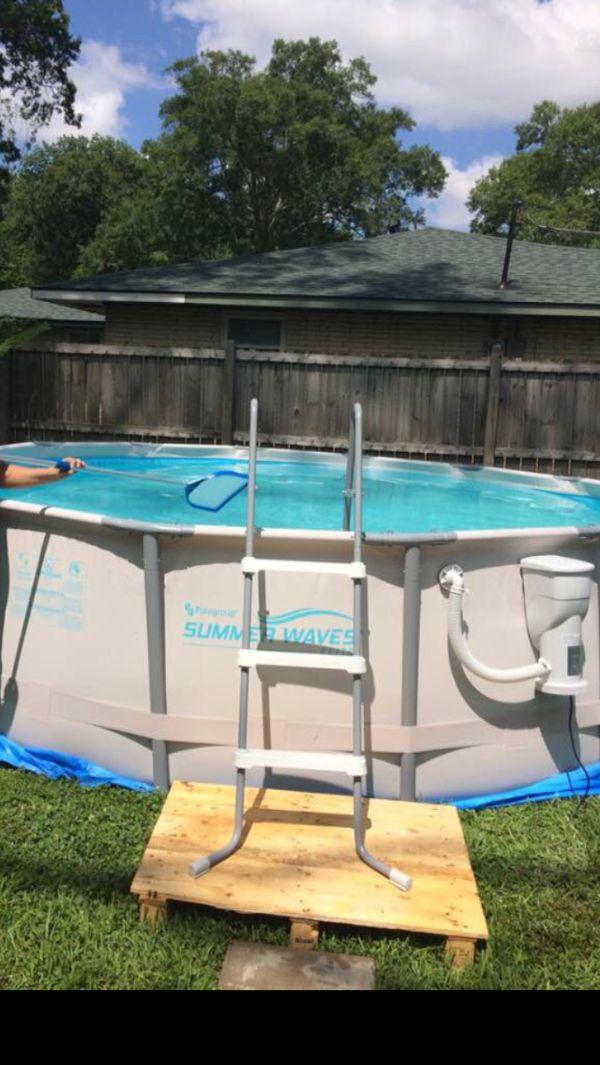 SummerWavesSwimmingPool