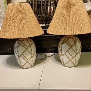 Vintage Beachy Table Lamps for Sale in St. Petersburg, FL
