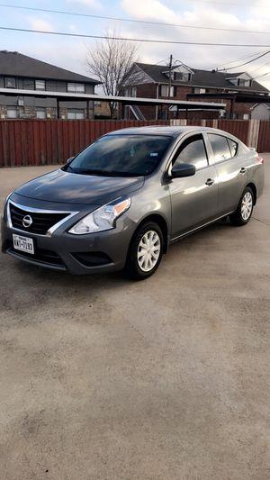 2016 Nissan Versa for Sale in Garland, TX