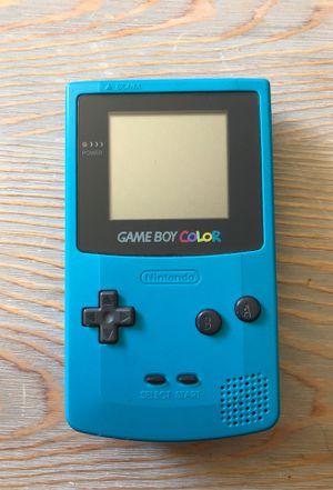 Game boy CoLoR for Sale in Santa Clara, CA