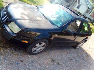 2002 VW Jetta for Sale in East Fultonham, OH