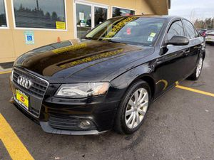 2012 Audi A4 for Sale in Federal Way , WA