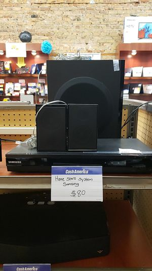 Samsung home stereo system for Sale in Chicago, IL