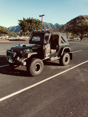 97 jeep wrangler for Sale in Waianae, HI