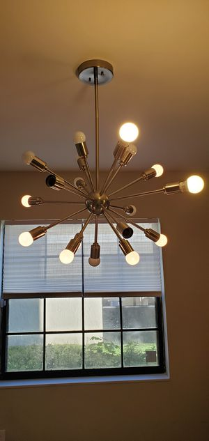 Contemporary Chandelier for Sale in Fort Lauderdale, FL